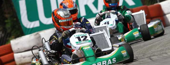 Seletiva de Kart Petrobras Tudo pronto