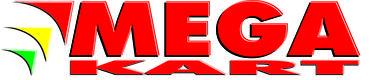 A logo oficial da Mega Kart