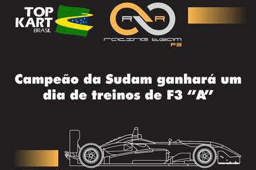 RR Racing Team anuncia parceria com TOP KART Brasil