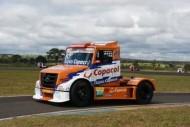 Pachenki quer levar seu caminhão Mercedes-Benz ao título desta temporada.