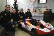 Ricardo Molina, Dennis Dirani, Felipe Giaffone e Alberto Cattucci