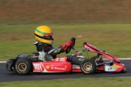 Gianluca Petecof homenageou Ayrton Senna em Interlagos