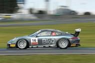 O carro da Blau Motorsport