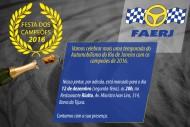 Convite Faerj 2016